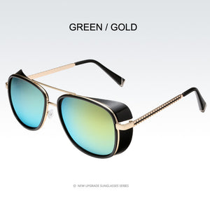 STARK Retro Vintage Sunglasses for Men