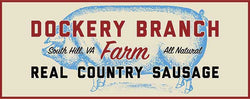 Dockery Branch Farm - Real Country Sausage