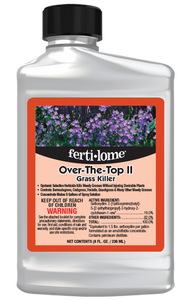 Ferti-lome OVER-THE-TOP II GRASS KILLER