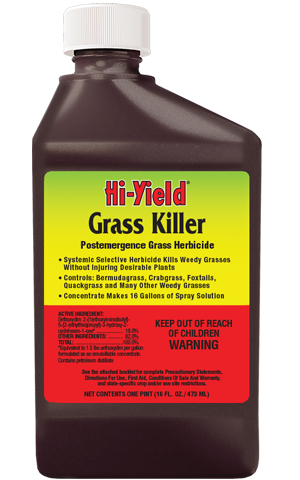 Hi-Yield Grass Killer