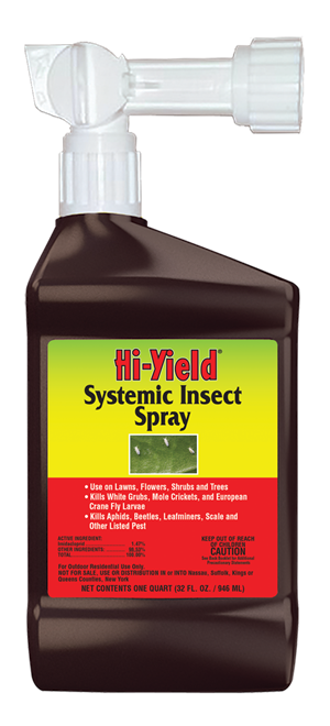 Hi-Yield SYSTEMIC INSECT SPRAY RTS