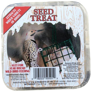 C&S SEED TREAT SUET