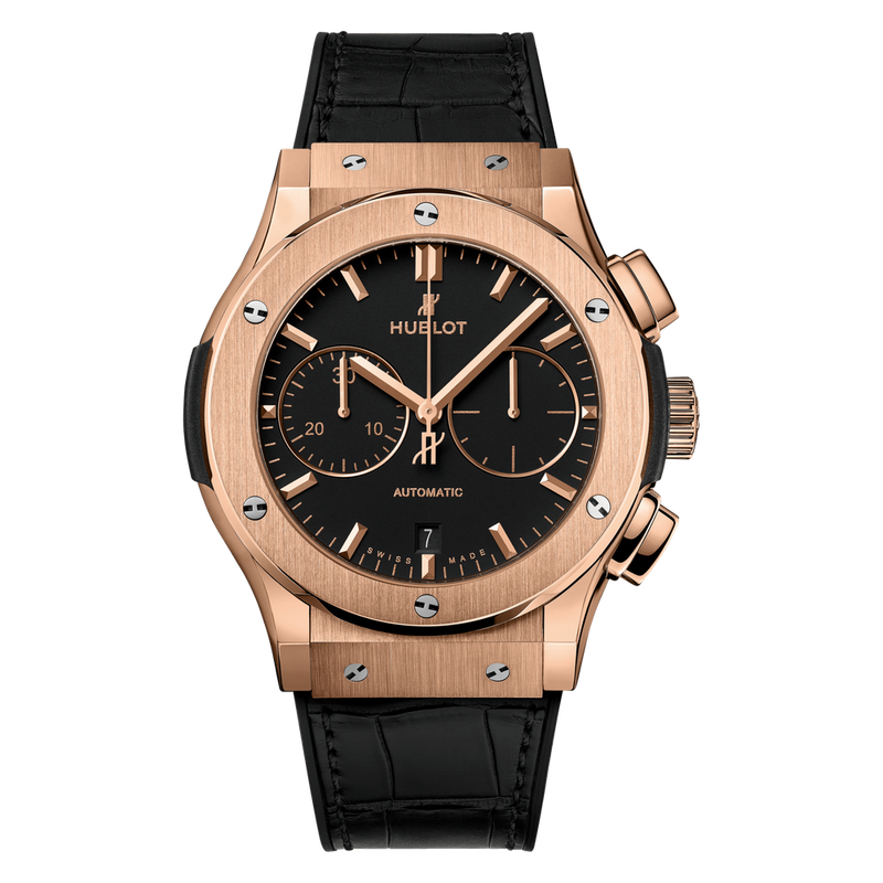 Chronograph King Gold