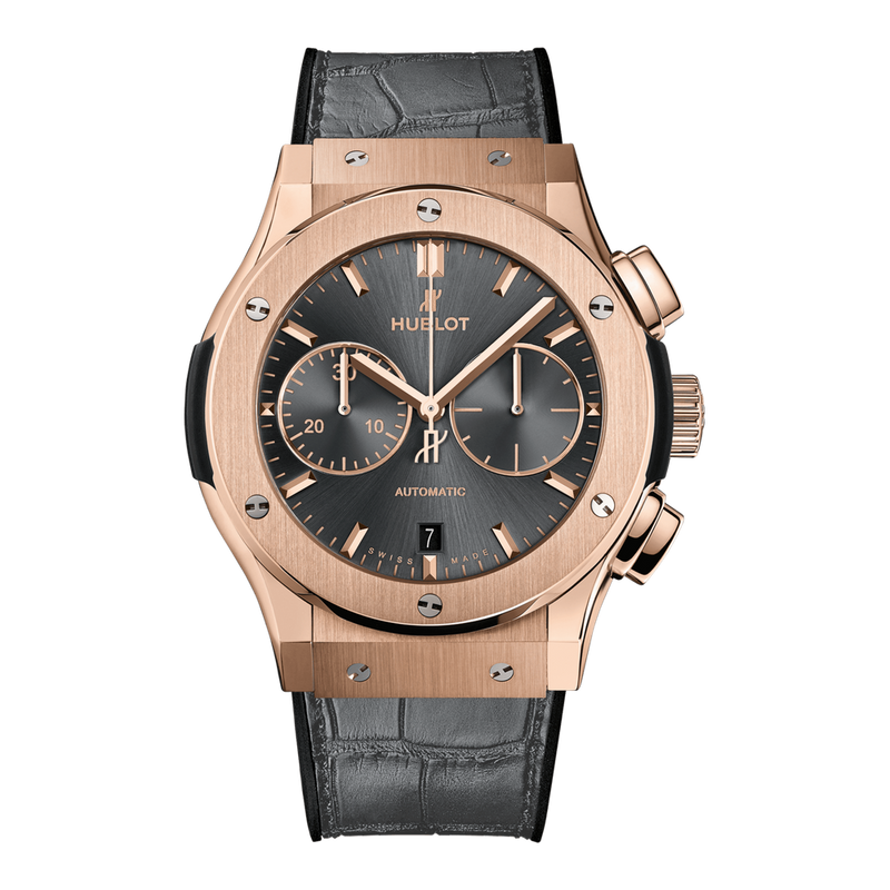 Racing Grey Chronograph King Gold