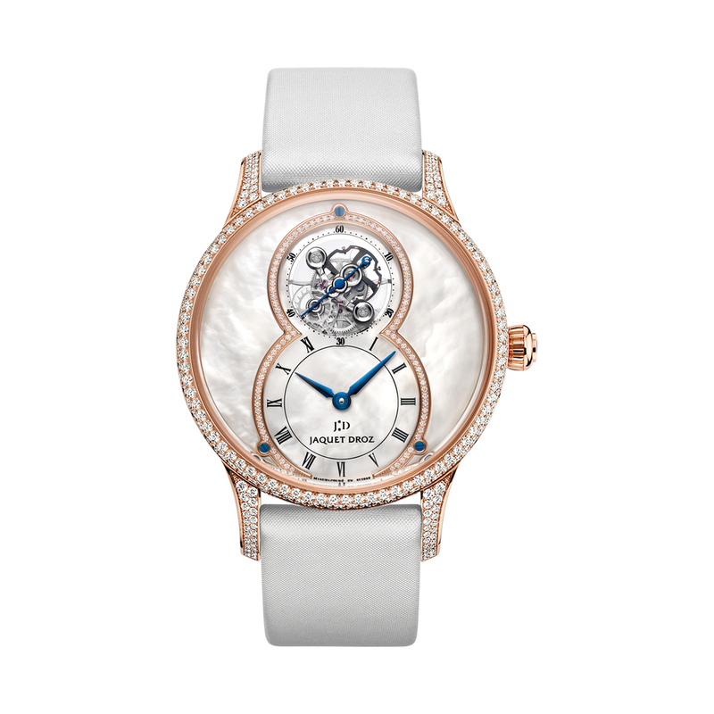 Grande Seconde Tourbillon Mother-of-pearl