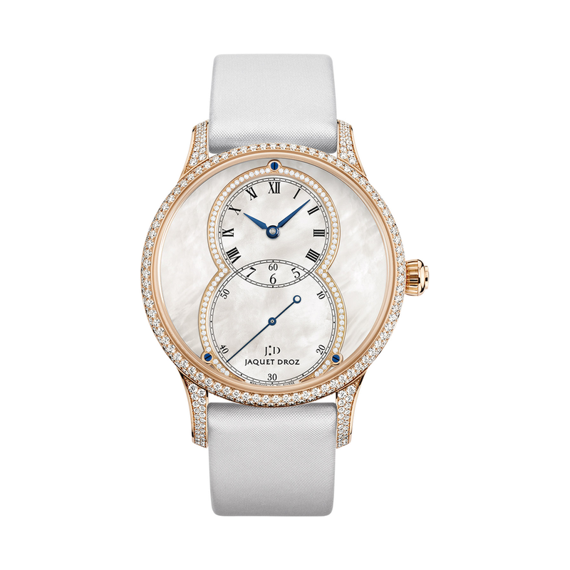 Grande Seconde Mother-of-pearl