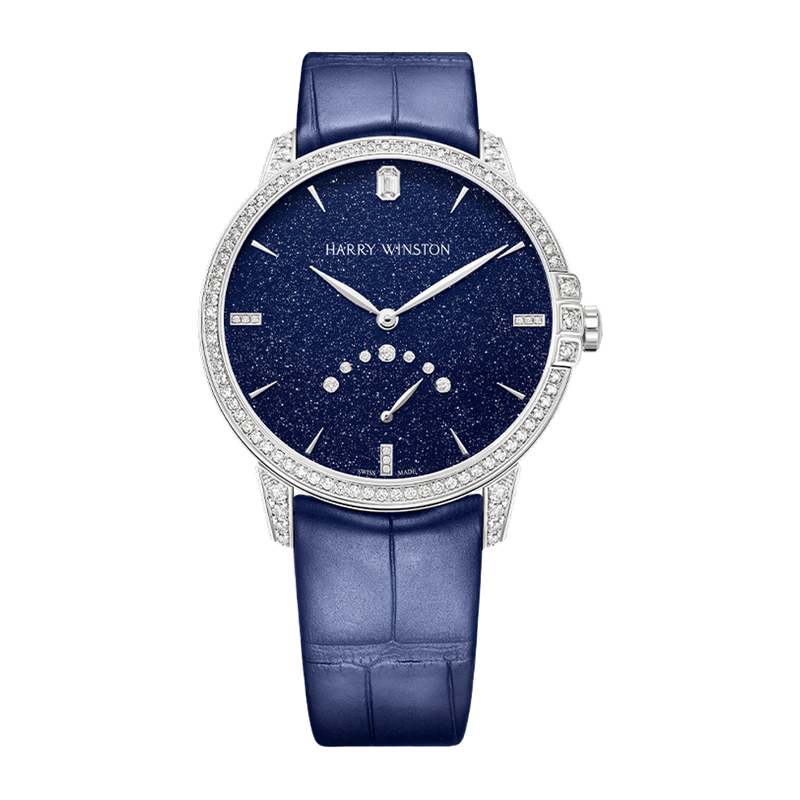 Midnight Retrograde Second Automatic 39mm