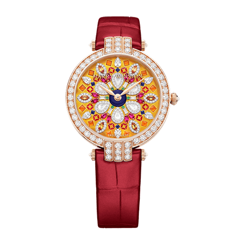 Harry Winston Premier Precious Kaleidoscope Automatic 36mm