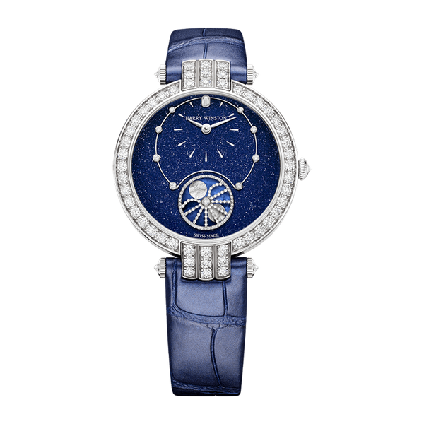 Premier Precious Moon Phase Automatic 36mm
