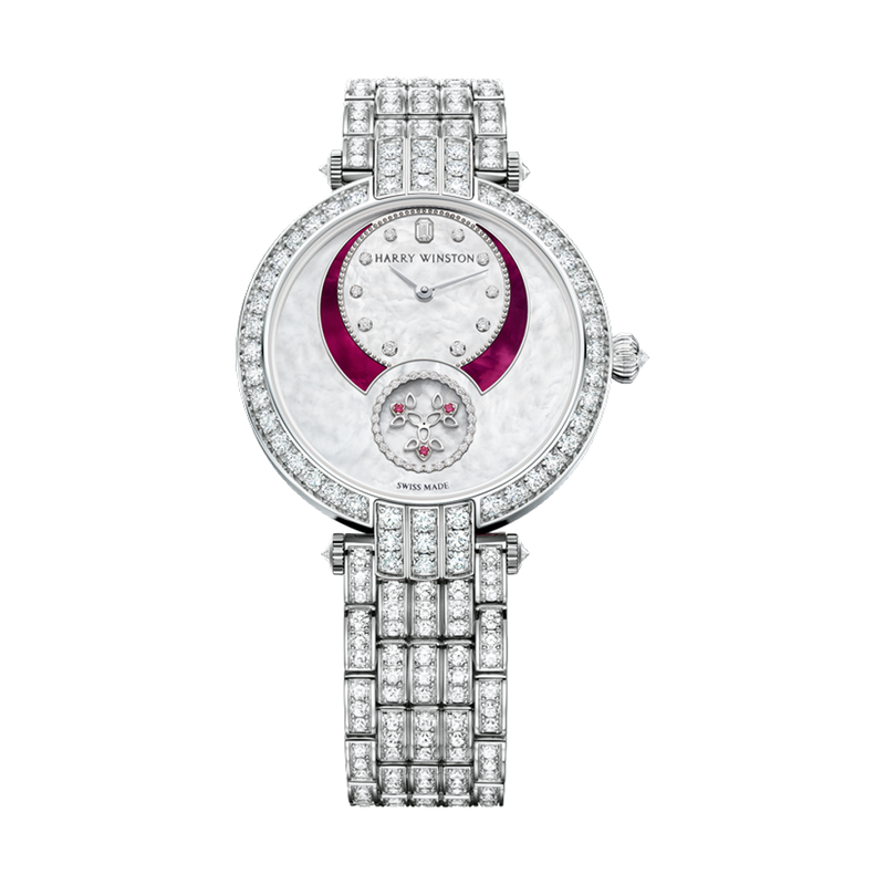 Premier Diamond Second Automatic 36mm