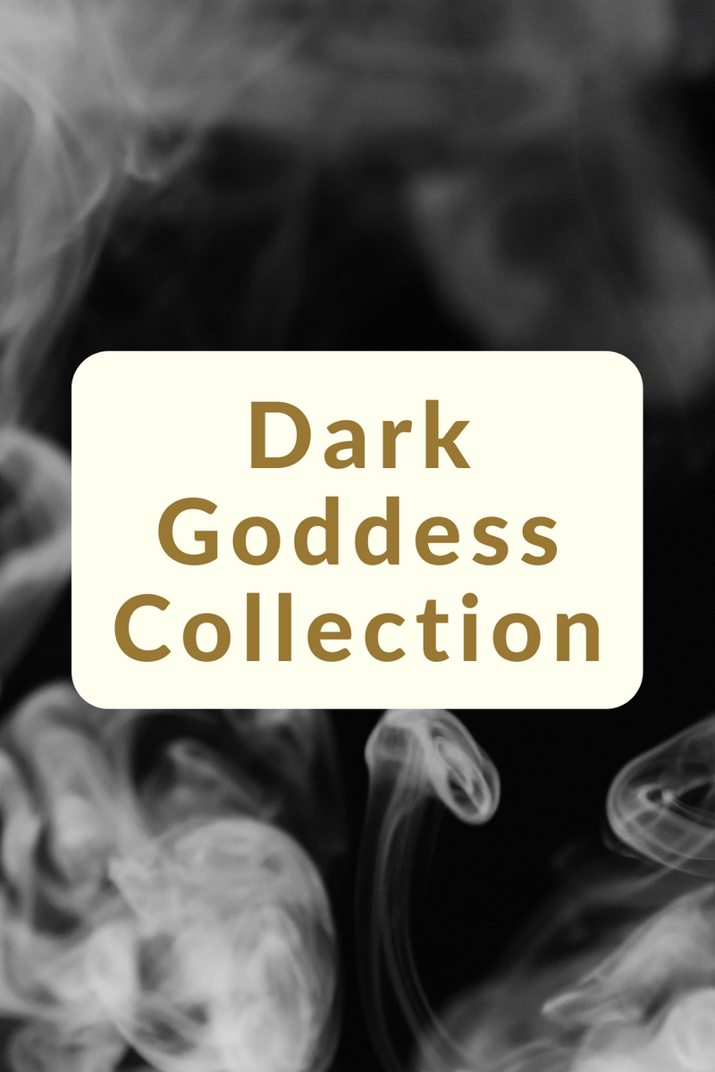New: The Dark Goddess Crystal Talisman Collection