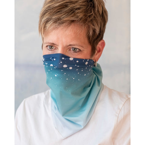 versatile face covering buff from janet taylor art