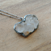 quartz collar necklace