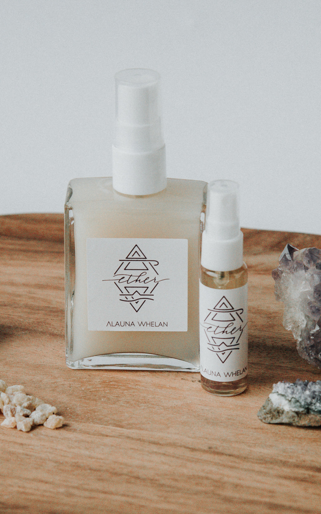 Ether ritual mist, two sizes