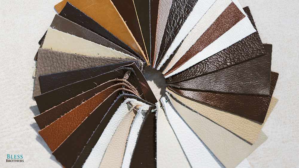 Types of Leather for Sofa