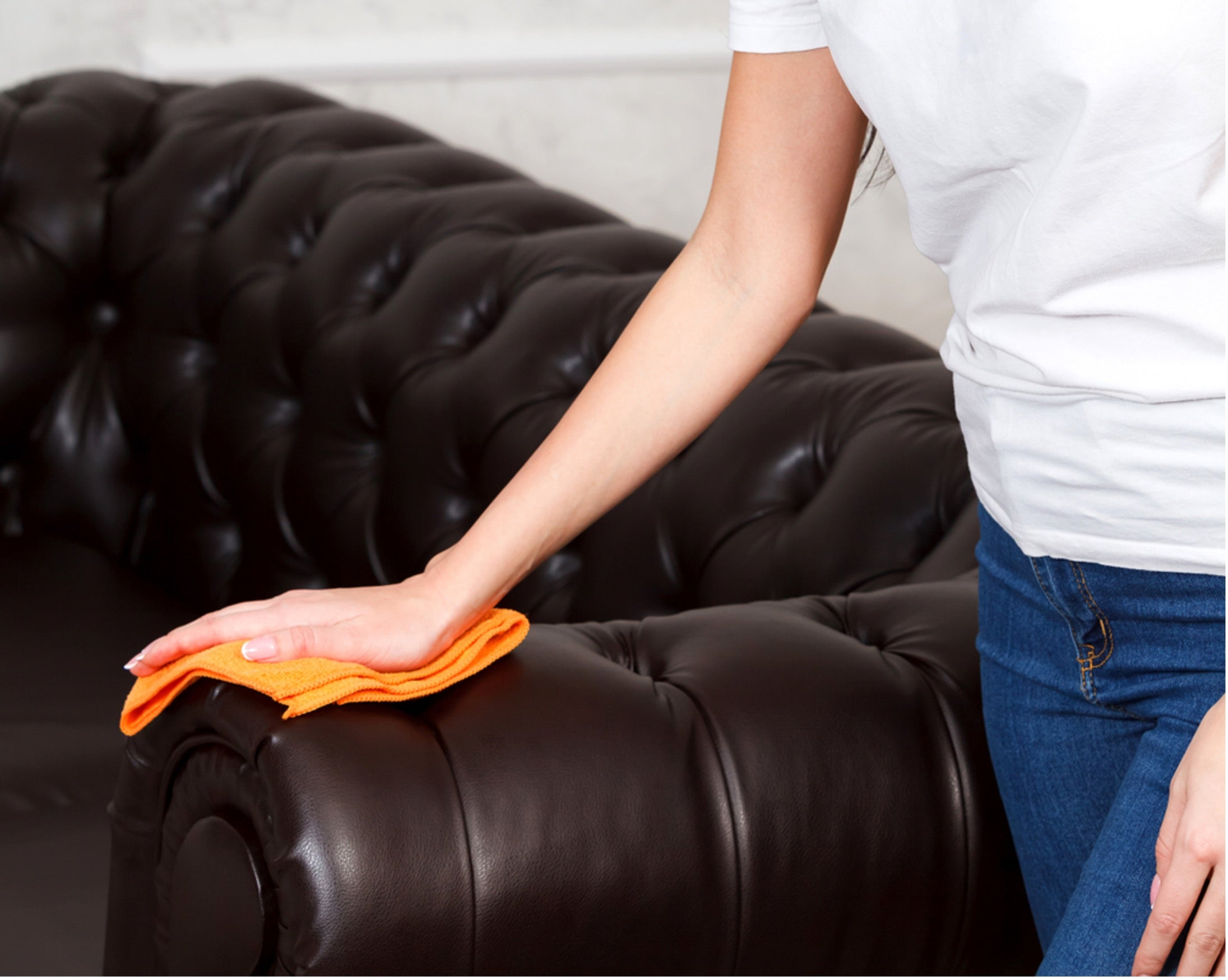 Cleaning Your Chesterfield Leather Sofa: What You Should Know