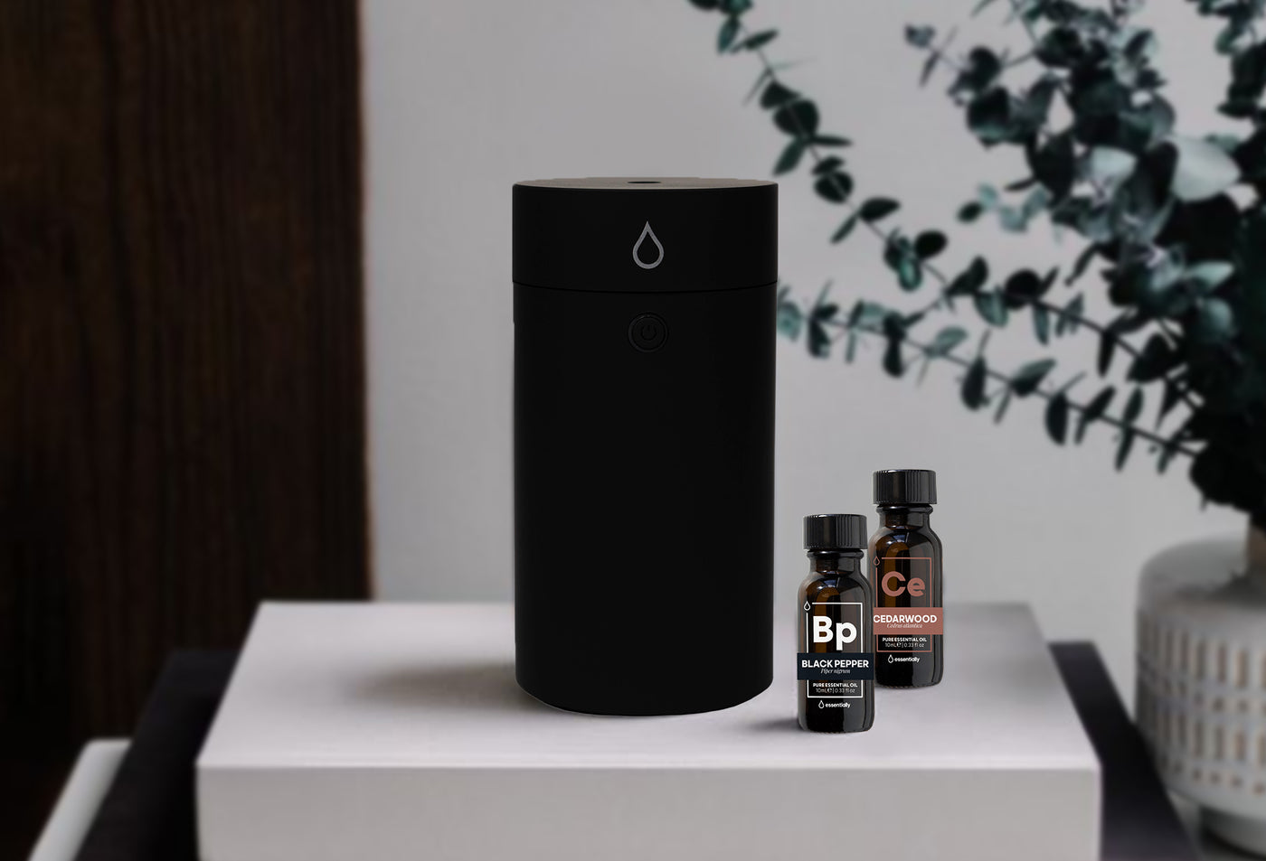 5 main types of essential oil diffusers