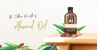 FAN FAV! The sublime benefits of Almond Oil