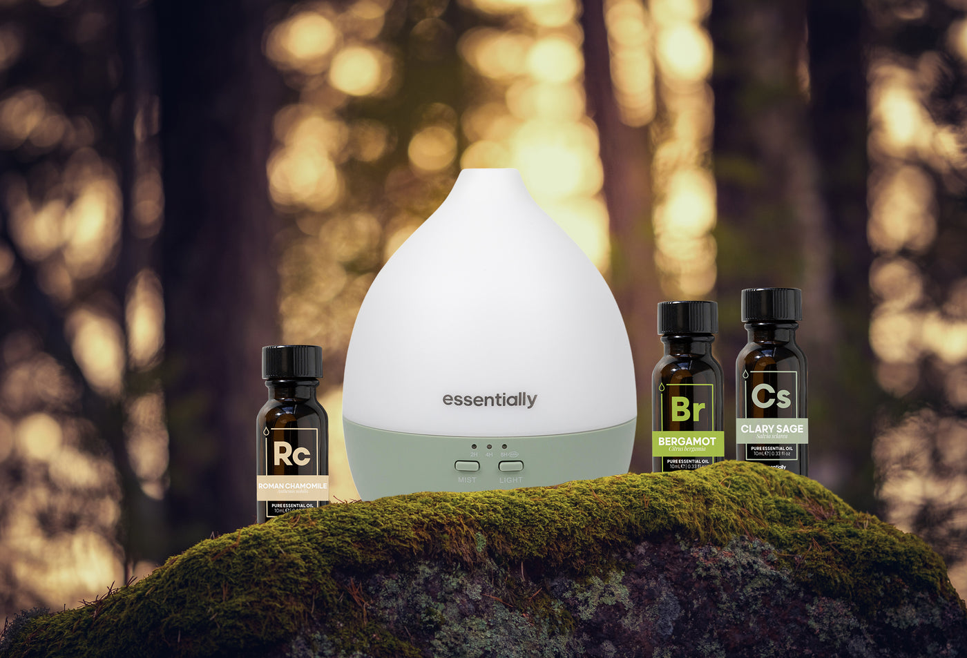 Diffuser Blends - Calm and Comforting