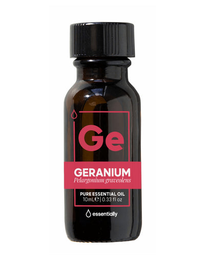 Geranium Pure Organic Essential Oil - Essentially Co Australia
