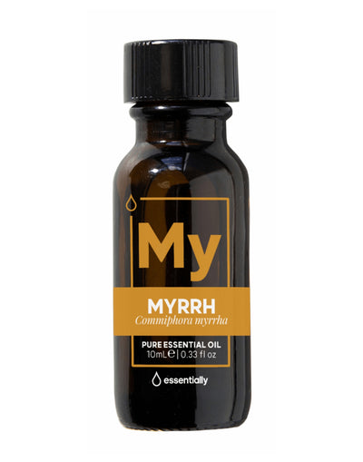 Myrrh Pure Organic Essential Oil - Essentially Co Australia