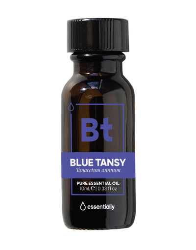 Blue Tansy Pure Organic Essential Oil - Essentially Co Australia