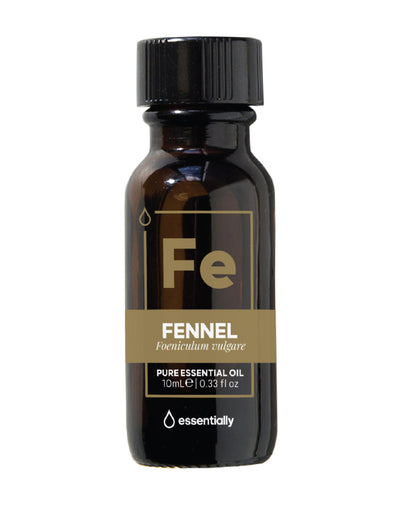 Fennel Pure Organic Australian Essential Oil - Essentially Co Australia