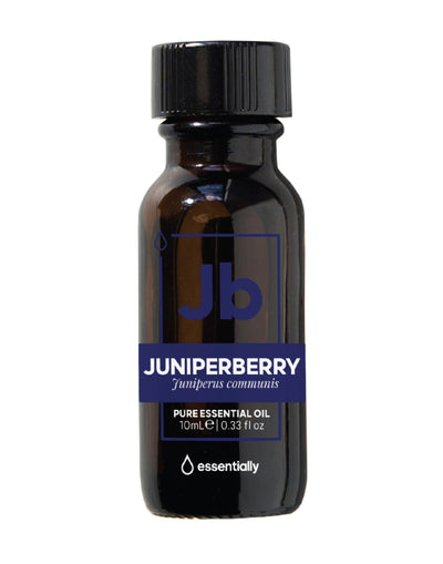 Juniper Berry Pure Organic Essential Oil - Essentially Co Australia