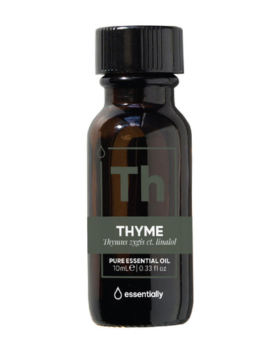 Thyme Pure Organic Essential Oil - Essentially Co Australia