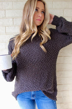 Load image into Gallery viewer, Sadie Sweater- Ash Grey