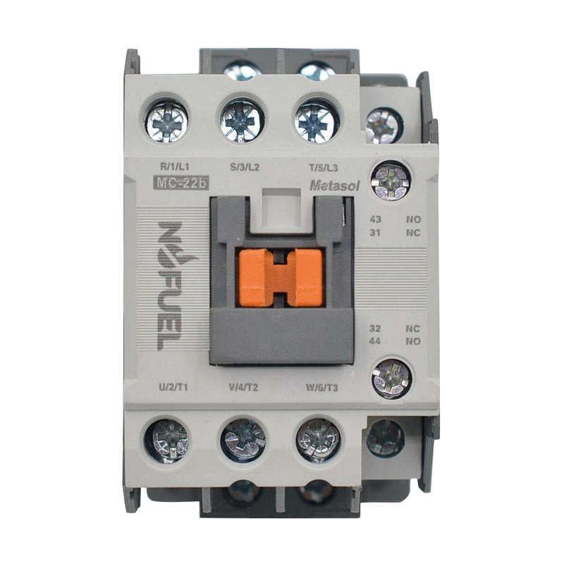 MC Metasol Magnetic contactors