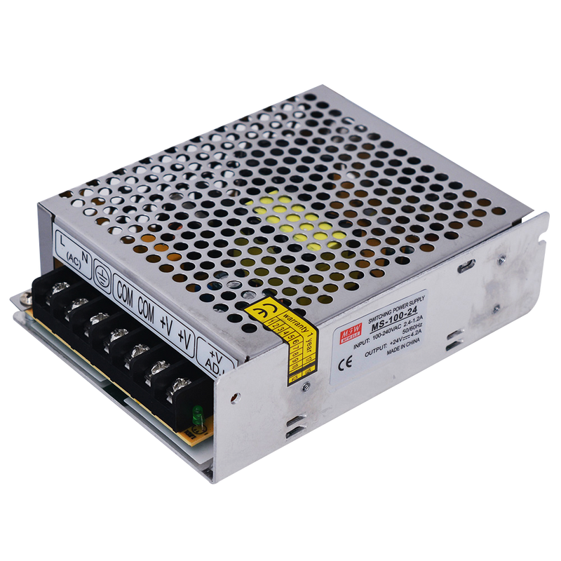 MW Switching power supply MS-100-24
