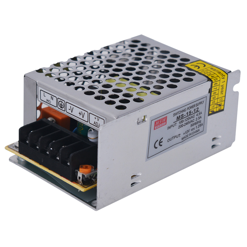 MW Switching power supply MS-15-12