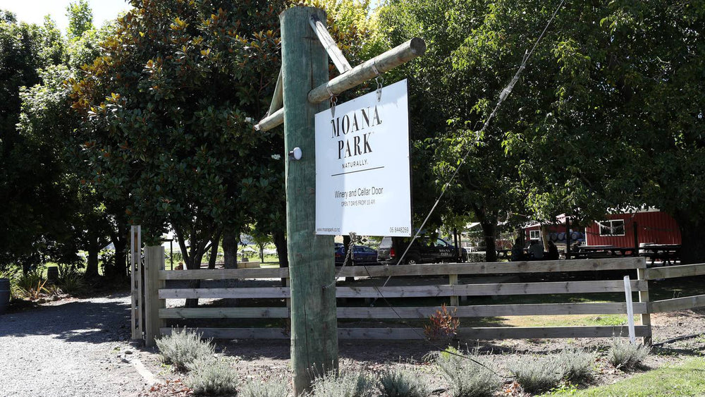 Moana Park Winery gets back to international success as new owners make changes
