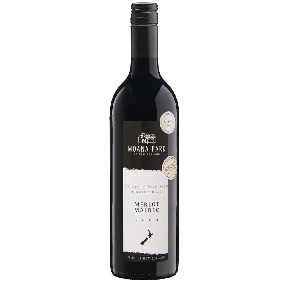 Moana Park | Vineyard Selection | Merlot Malbec 2013 - Moana Park Cellar Door