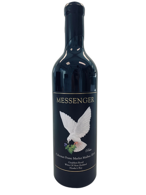 Load image into Gallery viewer, Messenger Petite 2019 | Cabernet Franc Merlot Malbec - Moana Park Cellar Door