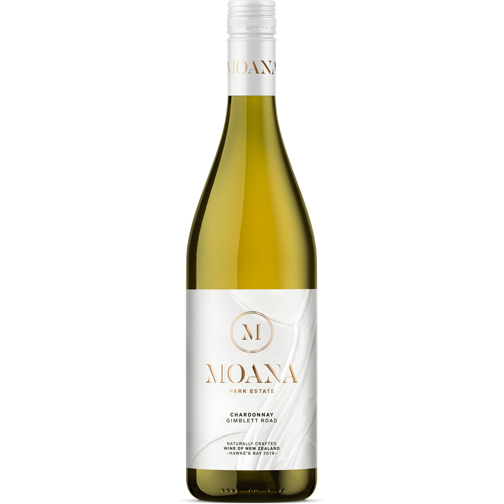 Moana Park Estate | Estate Grown | Chardonnay 2019 - Moana Park Estate