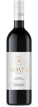 Moana Park Estate | Estate Grown | Preservative Free Merlot 2017 - Moana Park Cellar Door