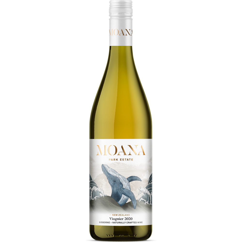 Moana Park Estate | Grower's Collection | Viognier 2020 - Moana Park Estate