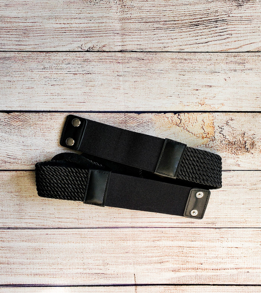 Black String Belt