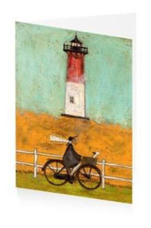 Riding in the Light Sam Toft