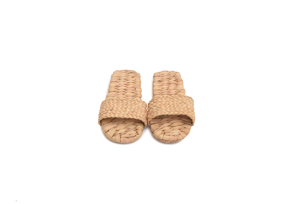 Straw House Sandals