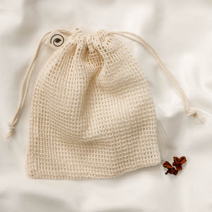Natural Organic Cotton Mesh bag