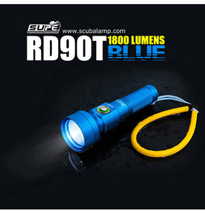 RD90T (1,800 Lumens) - Recreational Primary Light