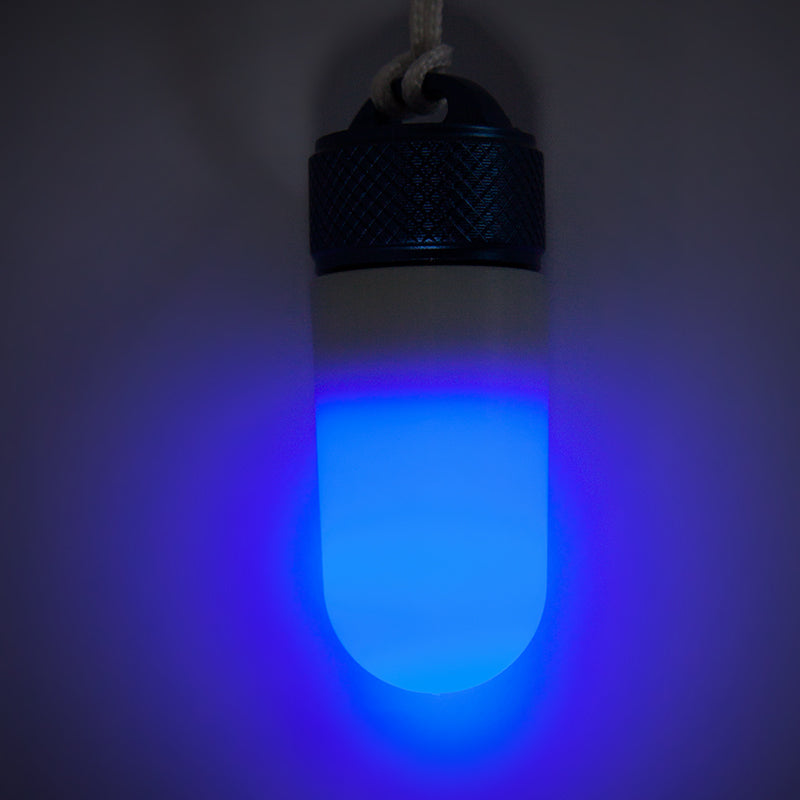 RD15S (30 lumens) - Solid Color Tank Light
