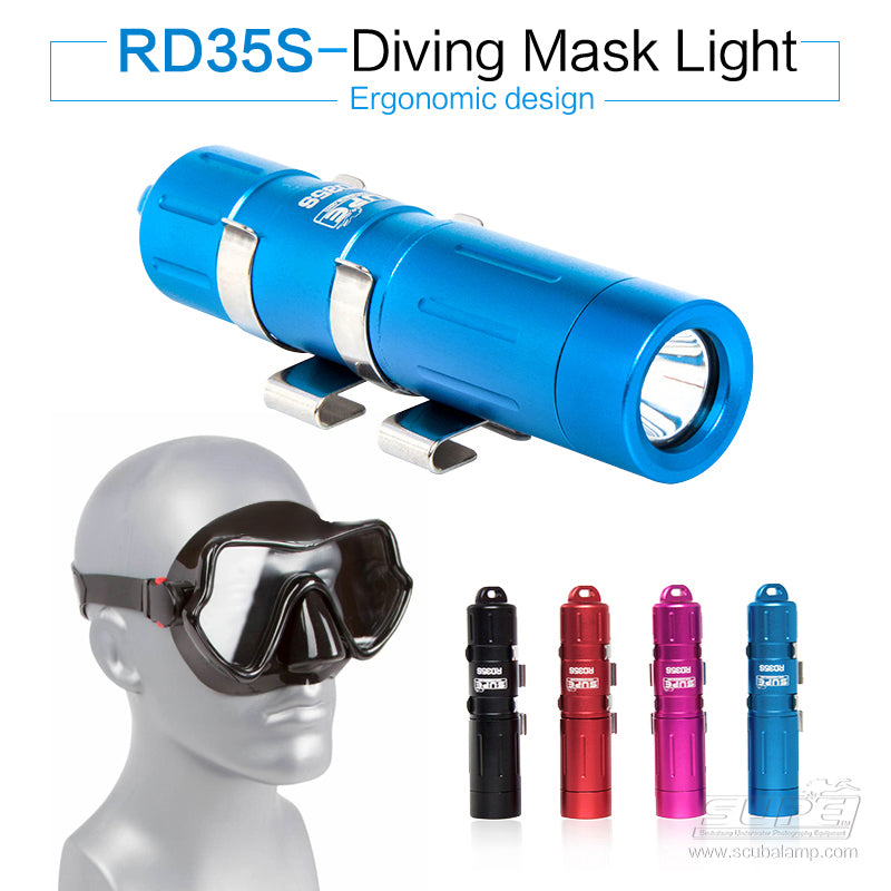 RD35 (108 lumens) - Mask & Task Light