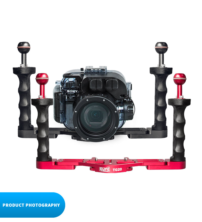 Camera Tray Dual Handle (TG20)