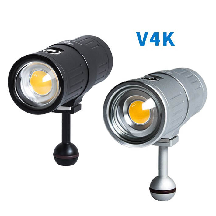 V4K (7,600 lumens) - Semi-Pro Video Light (Second Best Seller)