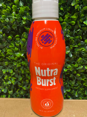 Nutraburst Liquid Vitamin