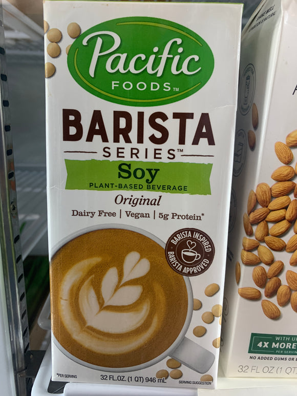 Pacific Foods Soy Milk